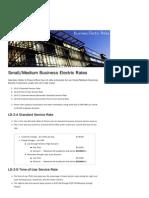Glendale Water & Power - Medium Business