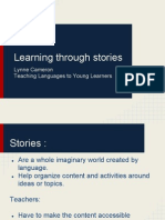 Learning Through Stories