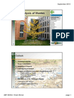 06Analysis of Wastes-2013