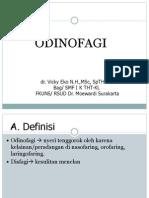 Odinofagi Edit