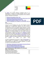 Bénin histoire politique
