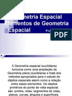 Geometria Espacial Blog