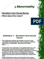 What is Meant by Abnormality Revision1
