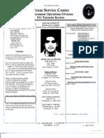 T5 B51 Hijacker Primary Docs- AA 11 3 of 3 Fdr- Al Omari Tab- Texas Service Center- Terrorist Review- Abdul Al Omari w Withdrawal Notice 381