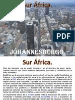 INFORME DE SURÁFRICA - JUNIO DE 2009