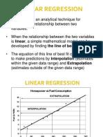 linear-regression