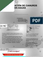 DETERMINACIÓN DE CIANUROS.pptx