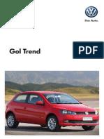 Ficha Técnica VW Gol Trend