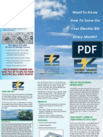 EZ Energy Savings - Flyer- Final Version