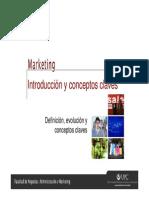 AM75 - Marketing - Clase 01 - Introducción - Aula Virtual