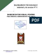 Base de Datos FoxPro
