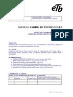 Manual Radios