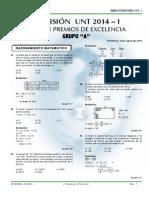 ExamenAdmisionUNT2014-IAExc