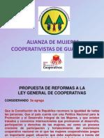 Presentacion Reformas de Ley Nov 2012