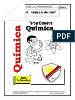 Quimica 3ero 3 Bim. -2012