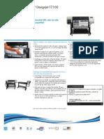 Designjet T7100 ESE