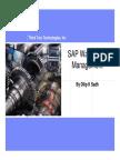 WM SAP Course Slides