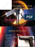 8 Heridas Proyectiles de Armas de Fuego[1]