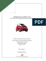 07 Group 7_Daimler AG_s Smart Car