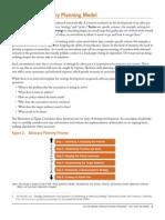 Advocacy Planning Model