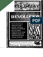 Ecología y Revolución