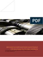 mechanical component and maintenance