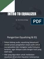 Intro To Equalizer (FL Studio)