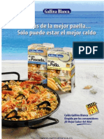 Recetario Arroces Paellas Fiedua Gallina Blanca Jun'08