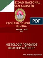Histologia de Organos Linfoides-saul Rosas