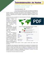 Organización internacional de estandarización