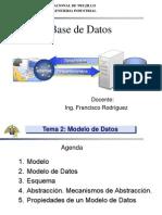 Base de Datos Tema 2