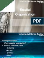 Spatial Organization