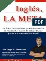 LA META - EL INGLÉS
