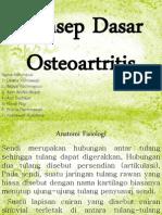 Konsep Dasar Osteoartritis