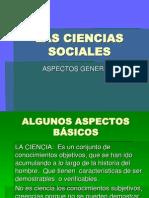 Importancia de Las Ciencias Sociales