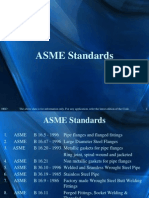 ASME Fittings Standard