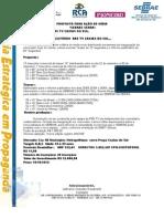 RCA Proposta Publicidade VeiculoRBS e Jornal Pioneiro SEBRAE 15092013
