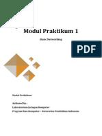 Modul 1 - Basic Networking