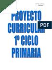Proyecto Curricular Primer Ciclo de Primaria