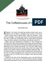 Coffeehouses of London