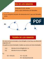 Grafos y Árboles (algoritmo)