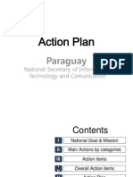 Template Action Plan Paraguay