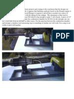 Dynajet Pulsejet Engine