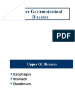 Lecture 18 Upper Digestive Diseases
