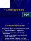 Lecture 20 Carcinogenesis