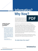 Why Informatica