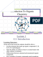 Topic 11_Introduction to Organic Chemistry