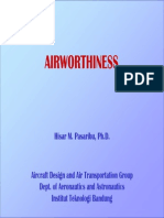 Airworthiness - 2005 Part 7