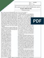 """Giambattista D'Alessio """"Il Papiro Della Discordia"""" Indice 01/04/2009"""