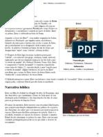 Ester – Wikipédia, a enciclopédia livre